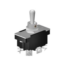 SE650 Heavy Duty Toggle Switches 6A DPDT On-Off-On